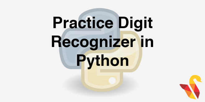204 5 12 Practice : Digit Recognizer – Statinfer